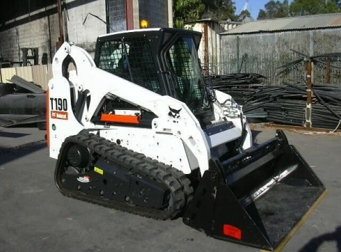 Bobcat T190 Posi-track