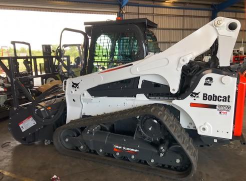 Bobcat T870 Posi-Track