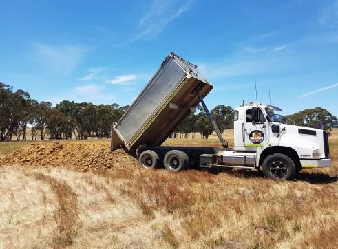 Bogie tipper, Truck & Dog  4