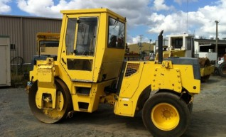 Bomag 7T Combi Roller BW154AC-2 1