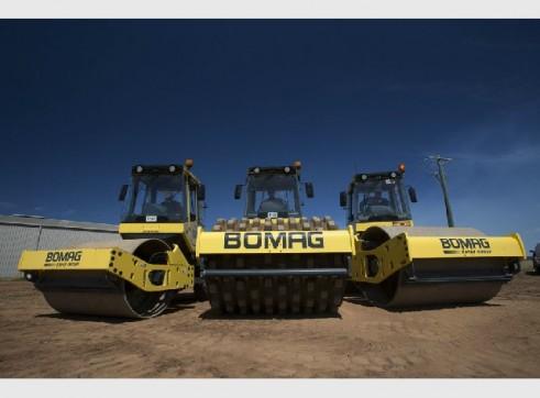 Bomag BW177 D-4 Smooth Drum Roller 7 tonne 2