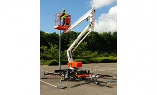 Boom Lift - 10.9m (Trailer Mounted) 1