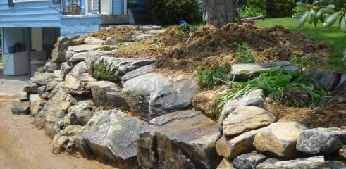 Boulder/Retaining Walls 2