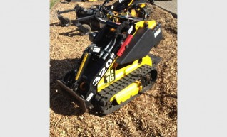 BOXER 320 TRACKED MINI LOADER,MINI DIGGER  1