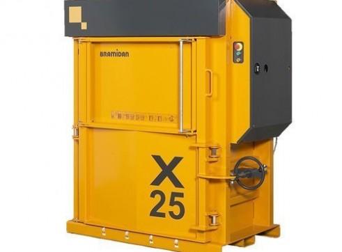 Bramidan X50 Vertical Baler | Heavy Duty Compaction | Great for Cardboard & Plastic 1