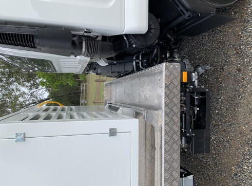 Brand New 2019 Isuzu F Series With Vacuum Excavation Unit 7