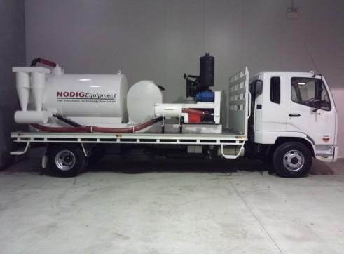 BRAND NEW 4000L VM3000 VACUUM EXCAVATOR TRUCK 1