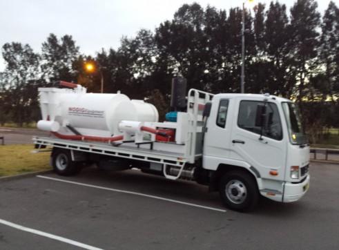 BRAND NEW 4000L VM3000 VACUUM EXCAVATOR TRUCK 2