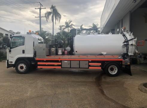 Brand New - Australian Built 4000L Hydro Excavation Unit 2