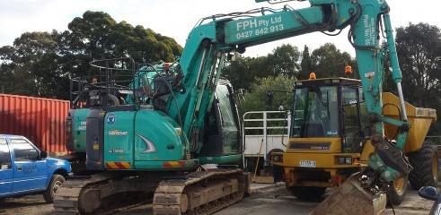 Bulk & Detailed Excavation, Civil & Demolition, Site preparation 2