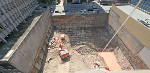 Bulk Excavation 1
