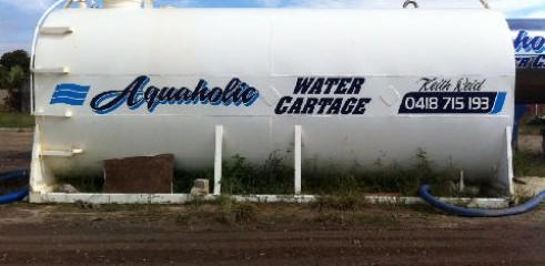 Bulk Water Haulage 6