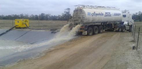Bulk Water Haulage 7