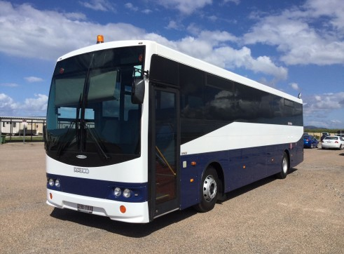Bus Dry Hire - 8 to 65 Seaters. 1