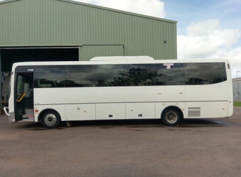 Bus Dry Hire - 8 to 65 Seaters. 2