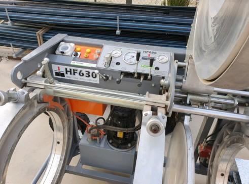 Butt Fusion Welder Hire - Dixon HF630 3