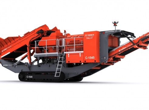C-1545 Cone Crusher 1