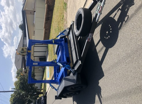 Cable stand trailer 1
