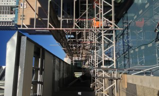 Canter Lever Scaffolds 1