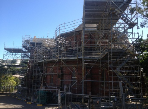 Canter Lever Scaffolds 3