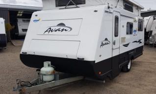 Caravan Accommodation 1-6 Person - Avan Charlotte 1
