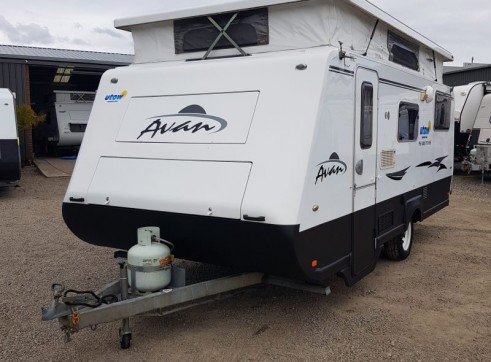 Caravan Accommodation 1-6 Person - Avan Charlotte 1