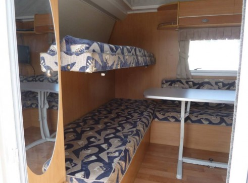 Caravan Accommodation 1-6 Person - Avan Charlotte 3