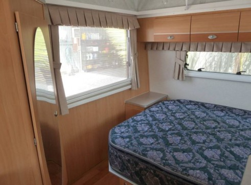 Caravan Accommodation 1-6 Person - Avan Charlotte 5