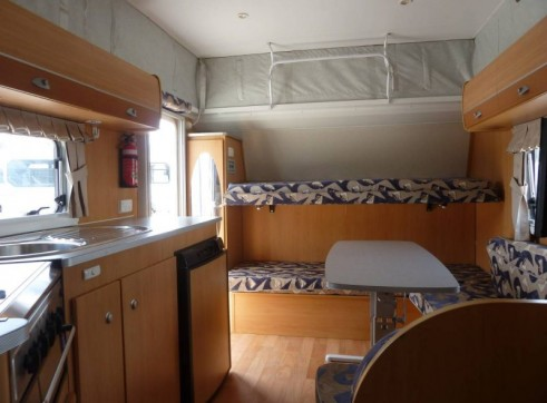 Caravan Accommodation 1-6 Person - Avan Charlotte 7