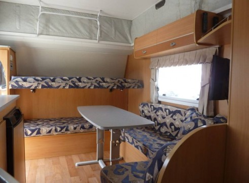 Caravan Accommodation 1-6 Person - Avan Charlotte 8