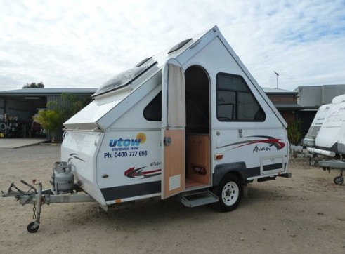 Caravan Accommodation 1-2 Person - Cruiser Camper 1
