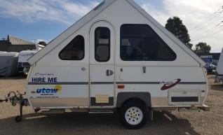 Caravan Accommodation 1-2 Person - Cruiser Camper 1