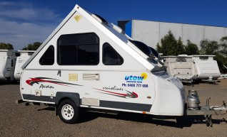 Caravan Accommodation 1-2 Person - Cruiseliner Camper 1