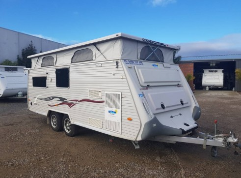 Caravan Accommodation 1-2 Person - Coromal 1