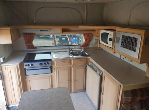 Caravan Accommodation 1-2 Person - Coromal 3