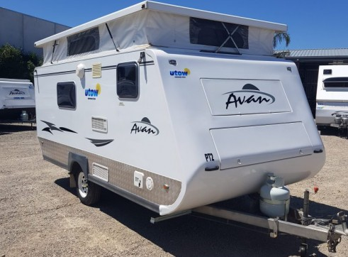 Caravan Accommodation 1-6 Person - Avan Ray 1