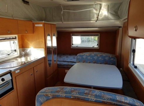 Caravan Accommodation 1-6 Person - Avan Ray 6