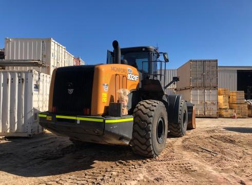 Case 1021F Wheel loader 3