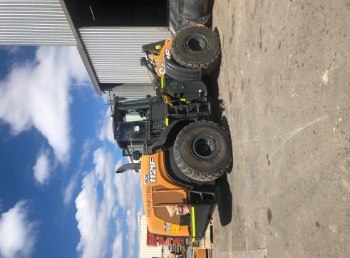 Case 1121F wheel loader 1