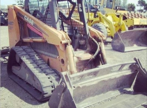 Case 440 Skid Steer Loader 1