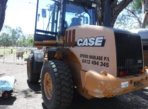 Case 521 DXT Wheel Loader 3