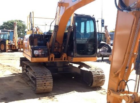 Case CX130B 13T Excavator 2