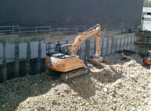 CASE CX130C 13t Excavator