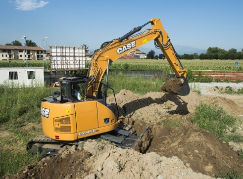 CASE CX145C 15t Excavator