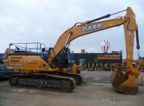 CASE CX300C 30t Excavator