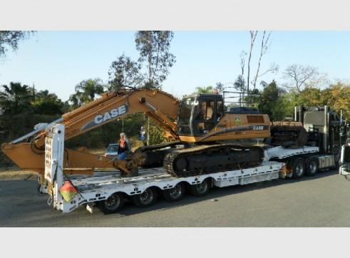 Case CX330B Excavator