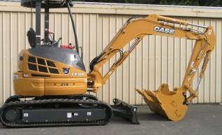 CASE CX36B Excavator (3.6T) 1