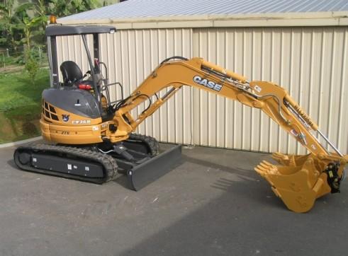 CASE CX36B Excavator (3.6T) 3