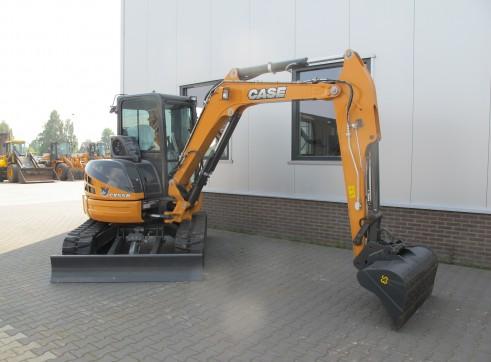 CASE CX55BX 5.5t Excavator