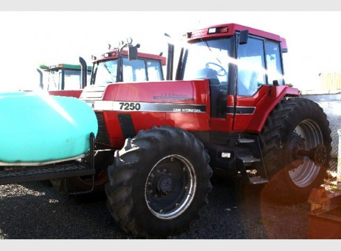 Case IH 7250 Magnum Tractor 250hp 1